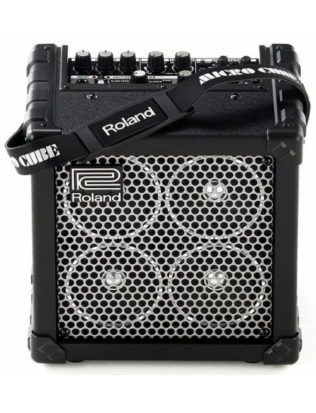 Roland Micro Cube Bass RX Amplifier