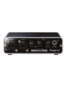 Roland Duo Capture EX Interface