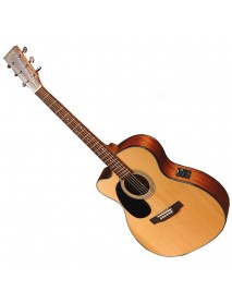 Sigma 000MC 1 STE Left Hand Electro Acoustic