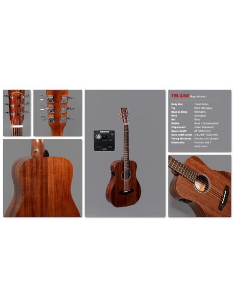 Sigma TM 12 E Travel Electro Acoustic