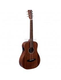 Sigma TM 15 E Travel Guitar