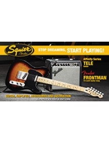 Squier Affinity Telecaster 15 G Electric Starter Pack